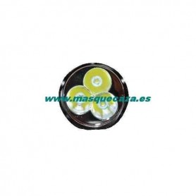 Linterna Trustfire 3800 5 modos con alargador para 3ª pila
