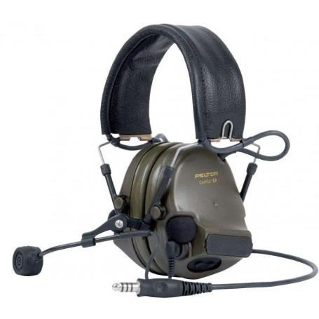 Cascos Peltor Comtac XP Headset