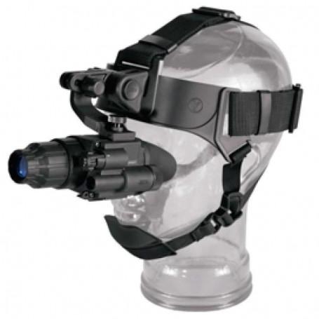 Monocular nocturno Pulsar Challenger GS 1x20 kit de cabeza