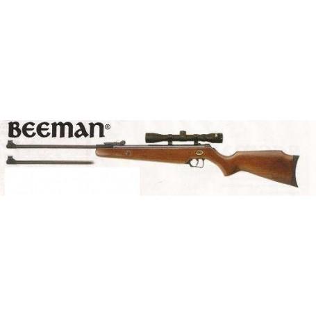 Carabina Beeman 1073 Dual con visor y funda