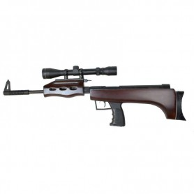 Carabina PCP BSA Scorpion Se Tactical Multishot