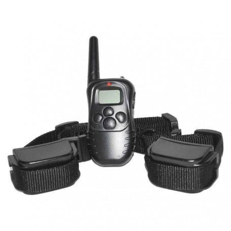 Collar adiestramiento Pet Trainer 300 mt. con 2 collares