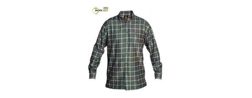 Camisas para caza